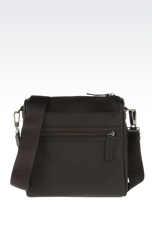 Bags: Messenger bags Men by Armani - 1