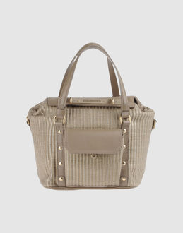 Versace Bags Medium Leather Bags Women On Yoox.com