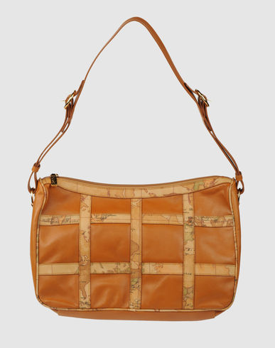 ALVIERO MARTINI 1a CLASSE - Medium leather bag