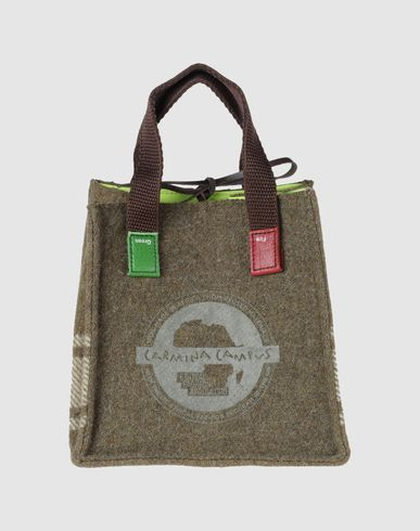 CARMINA CAMPUS - Medium fabric bag