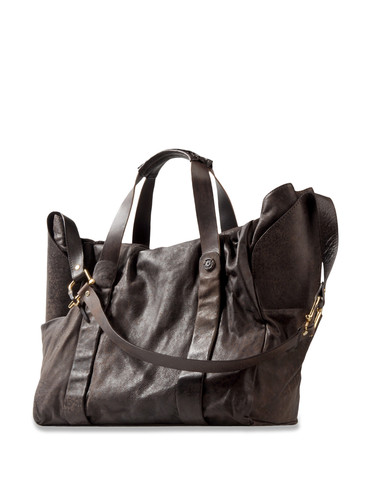 DIESEL BLACK GOLD - Travel Bag - PALM-TBI
