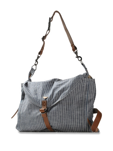 DIESEL - Crossbody Bag - SOFT STRIPES