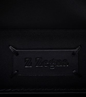 ZZEGNA: Shoulder bag Black - 45166681JK