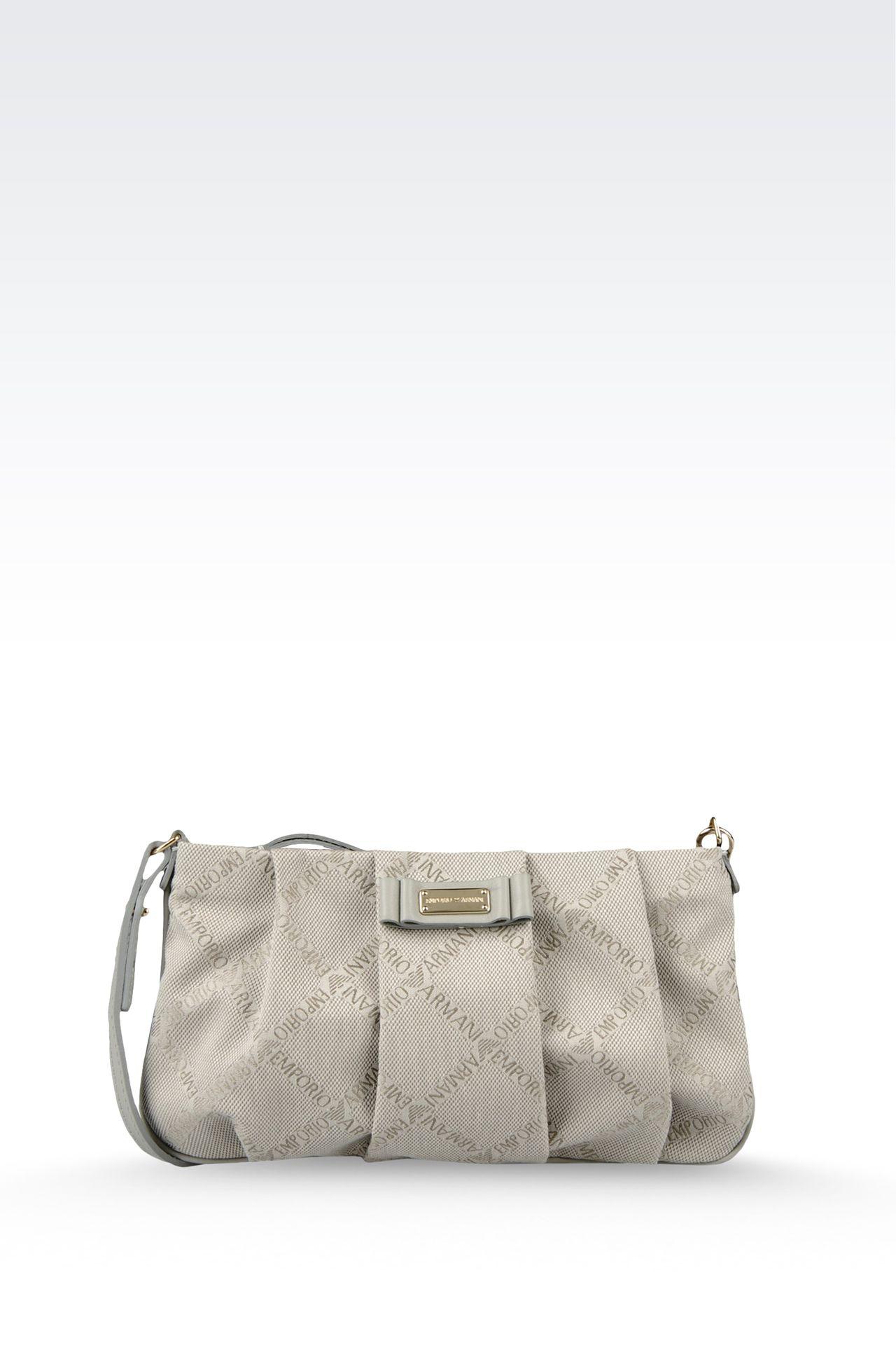 Bags: Messenger bags Women by Armani - 0