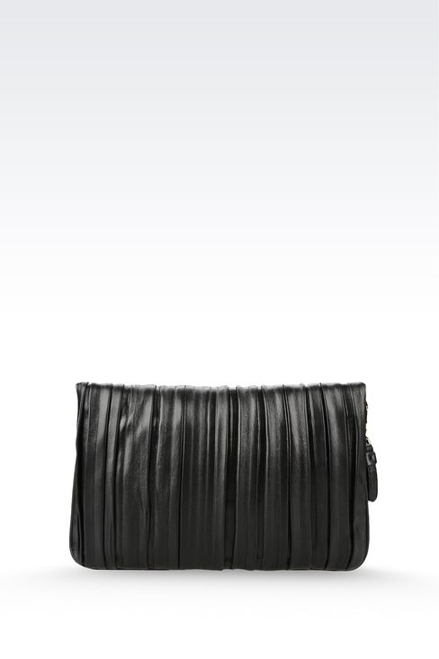 Bags: Clutches Women by Armani - 2