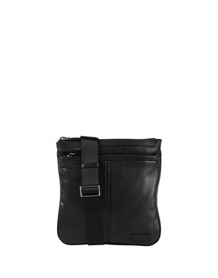 Medium leather bag Men's - ZZEGNA