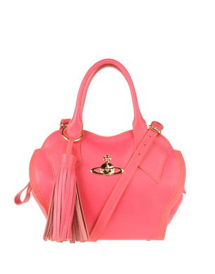 Medium leather bag Women's - VIVIENNE WESTWOOD
