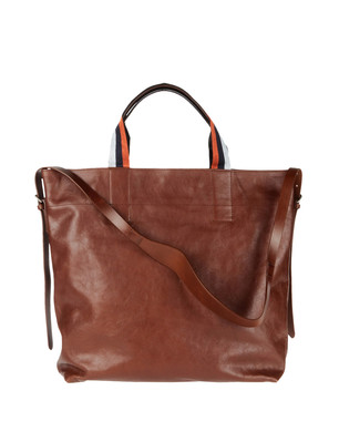 Borsa grande in pelle Uomo - DRIES VAN NOTEN
