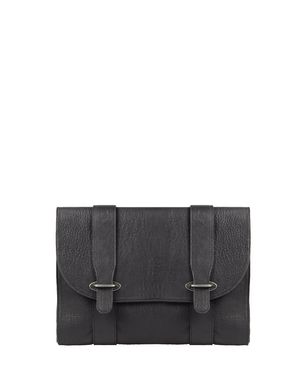 Large leather bag Men's - ANN DEMEULEMEESTER