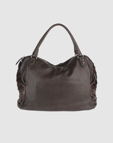 PIAZZA SEMPIONE - Large leather bag
