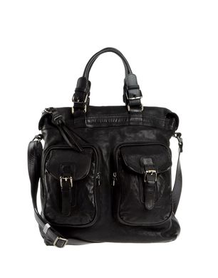 Large leather bag Men's - NEIL BARRETT