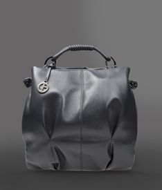 GIORGIO ARMANI - Large leather bag