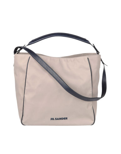 JIL SANDER NAVY - Large fabric bag