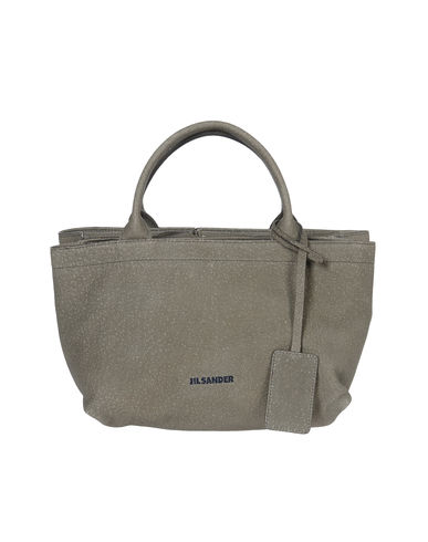 JIL SANDER NAVY - Medium leather bag