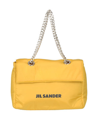 JIL SANDER NAVY - Small fabric bag