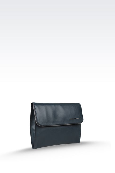 Bags: Suitcases Men by Armani - 3
