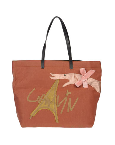 LANVIN - Large fabric bag