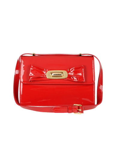 MOSCHINO CHEAPANDCHIC - Medium leather bag