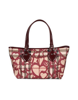 Burberry Bags Medium Fabric Bags Women On Yoox.com