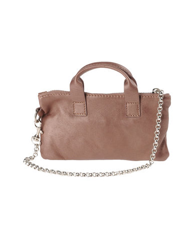 GIANNI CHIARINI - Small leather bag