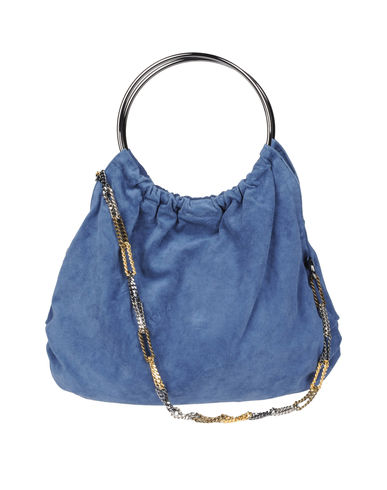 ALMALA - Large leather bag