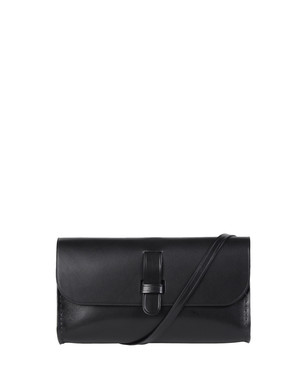 Borsa media in pelle Donna - ANN DEMEULEMEESTER