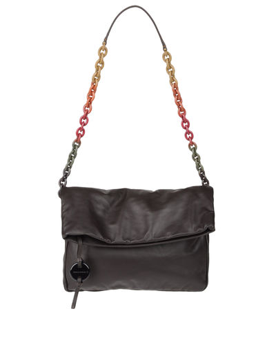 SONIA RYKIEL - Medium leather bag
