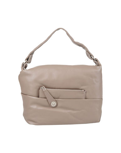 MANDARINA DUCK - Medium leather bag