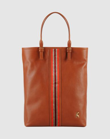 ROBERTA DI CAMERINO - Large leather bag