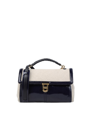 Medium leather bag Women's - NINA RICCI