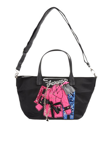FIORUCCI - Medium fabric bag