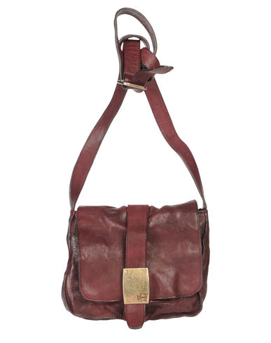 BRUNELLO CUCINELLI - Small leather bag