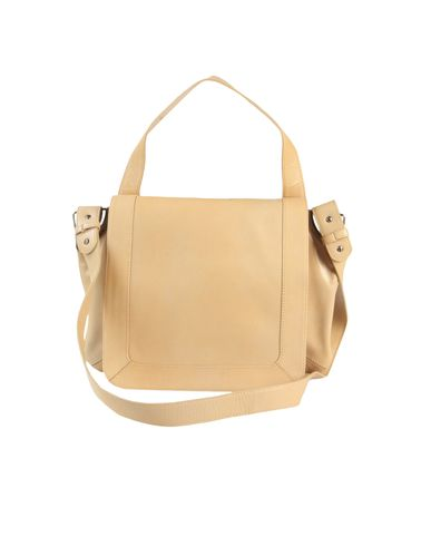 COSTUME NATIONAL - Medium leather bag