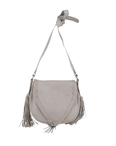 COSTUME NATIONAL - Small leather bag