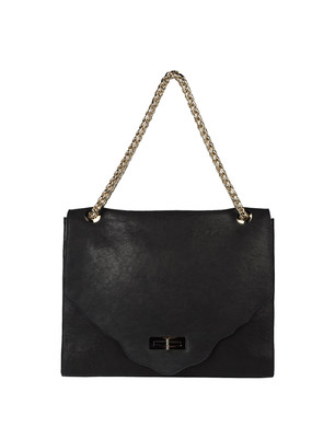 Large leather bag Women's - BALMAIN