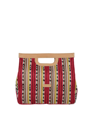 Large fabric bag Women's - CARVEN