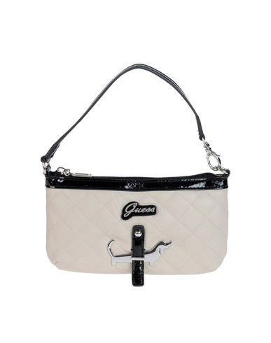 GUESS - Small leather bag
