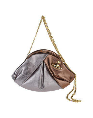 VIVIENNE WESTWOOD - Small leather bag
