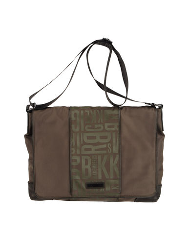 BIKKEMBERGS - Large fabric bag