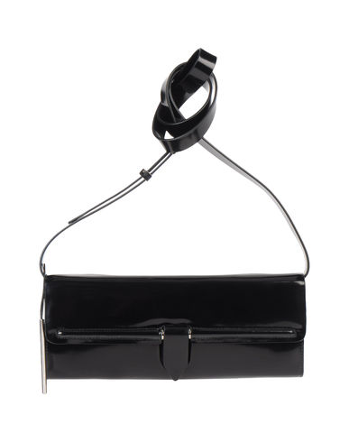 CALVIN KLEIN COLLECTION - Medium leather bag