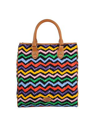 Large fabric bag Women's - MISSONI
