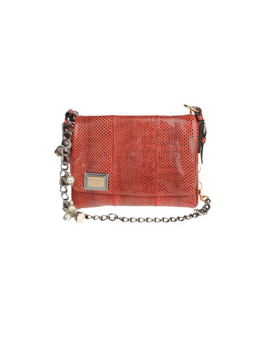 DOLCE & GABBANA - Small leather bag