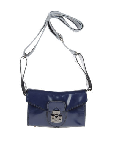 CARVEN - Small leather bag