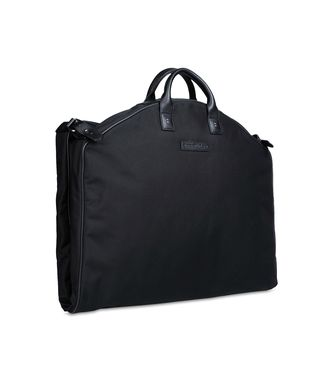 ERMENEGILDO ZEGNA: Garment bag Black - 45178717NF