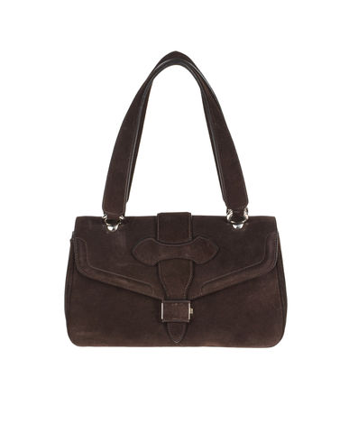 ALA&#207;A - Medium leather bag