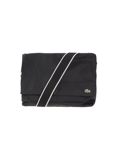 LACOSTE - Large fabric bag