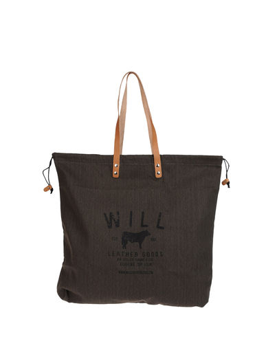 WILL LEATHER GOODS - Large fabric bag