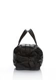ALEXANDER WANG WALLIE DUFFLE IN BLACK GOATSKIN WITH MATTE BLACK Travel Adult 8_n_e