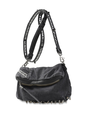 DIESEL - Crossbody Bag - PYRITE BRAVE