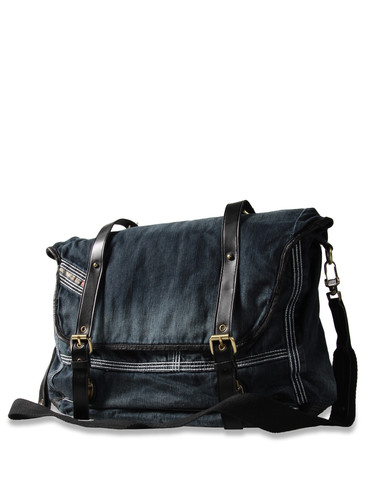 DIESEL - Sac en bandoulire - FLAP - HOB